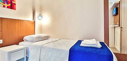 Kas Artemis Hotel Oda