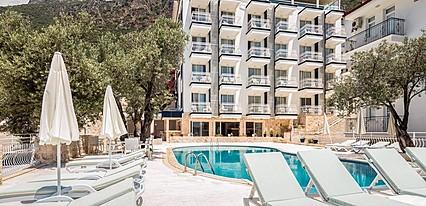 Kas Artemis Hotel Genel Görünüm