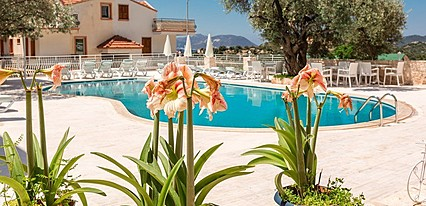 Kas Artemis Hotel Havuz / Deniz