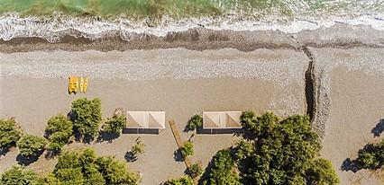 Katranci Park Hotel Havuz / Deniz