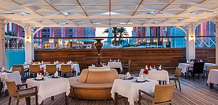 Kaya Artemis Resort Casino Yeme / İçme