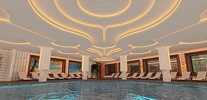 Kaya Palazzo Resort & Casino Havuz / Deniz