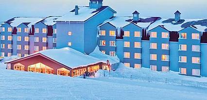 Kaya Uludag Hotel Genel Görünüm