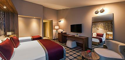 Kaya Uludag Hotel Oda