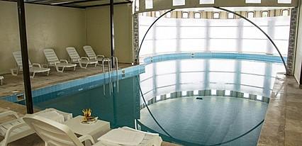 Kazdagi Thermal Resort & Spa Havuz / Deniz