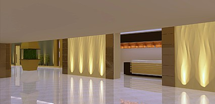 Kefaluka Resort De Luxe Genel Görünüm