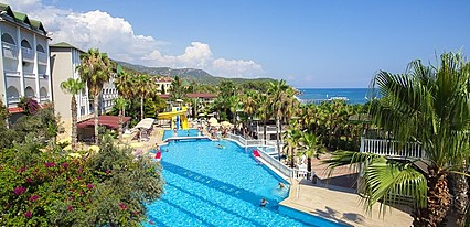 Kemal Bay Hotel Havuz / Deniz