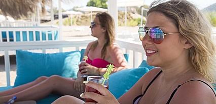 Kemer Botanik Resort Hotel Havuz / Deniz