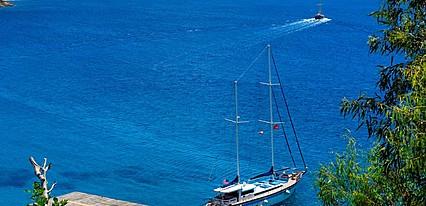 Kempinski Barbaros Bay Bodrum Havuz / Deniz
