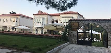 Kerme Ottoman Alacati Genel Görünüm