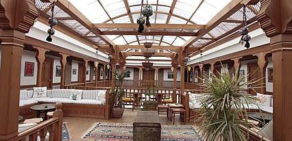 Kerme Ottoman Palace Genel Görünüm