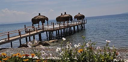 Kervan Tatil Koyu Havuz / Deniz