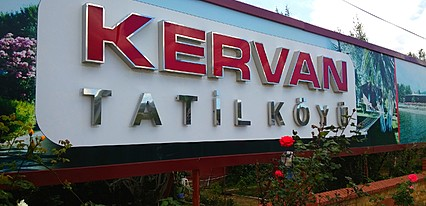 Kervan Tatil Koyu Genel Görünüm