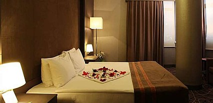 Kervansaray Bursa City Hotel Oda