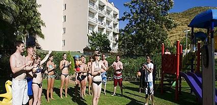Kervansaray Marmaris Hotel Genel Görünüm