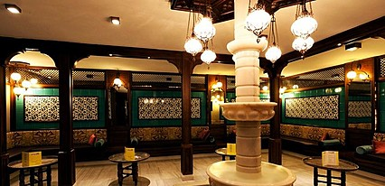 Kervansaray Termal Hotel Genel Görünüm