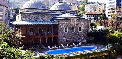 Kervansaray Termal Hotel Havuz / Deniz