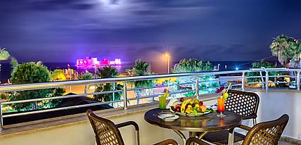 Kilikya Hotel Genel Görünüm