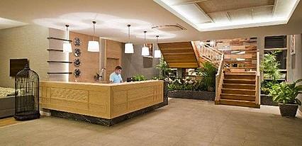 Kimera Hotel Genel Görünüm