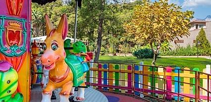 Kimeros Park Holiday Village Genel Görünüm
