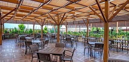 Kirman Sidemarin Beach & Spa Yeme / İçme