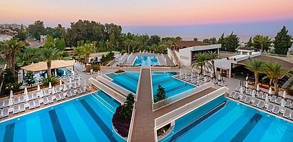 Kirman Sidemarin Beach & Spa Havuz / Deniz