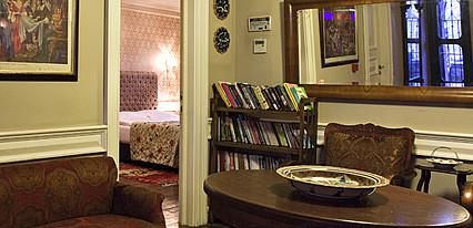 Kitap Evi Otel Oda