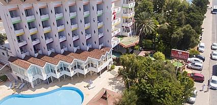 Klas Hotel Genel Görünüm