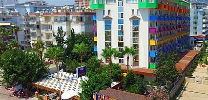 Klas More Beach Hotel Genel Görünüm