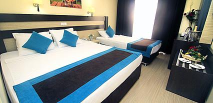 Klas More Beach Hotel Oda