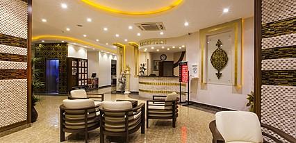 Kleopatra Ada Beach Hotel Genel Görünüm