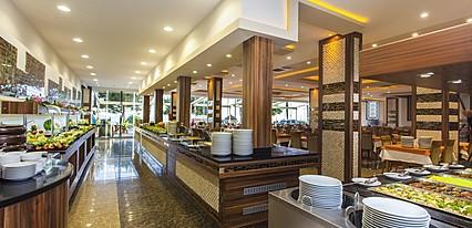 Kleopatra Ada Beach Hotel Yeme / İçme