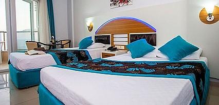 Kleopatra Ada Beach Hotel Oda