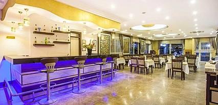 Kleopatra Ada Hotel Genel Görünüm