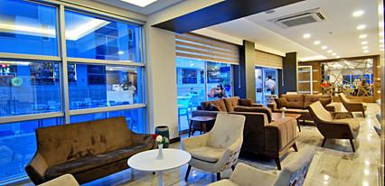 Kleopatra Ramira Hotel Genel Görünüm