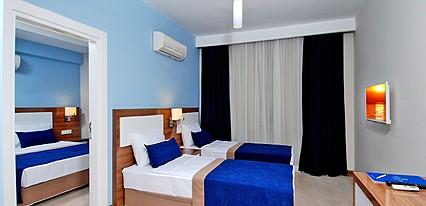 Kleopatra Ramira Hotel Oda