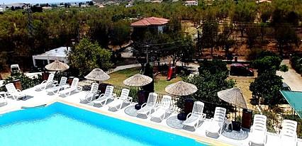 Knidos Butik Otel Datca Havuz / Deniz