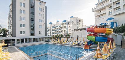 Kolibri Hotel Havuz / Deniz