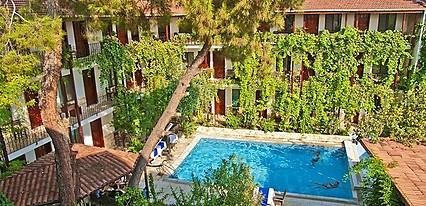 Koray Hotel Genel Görünüm
