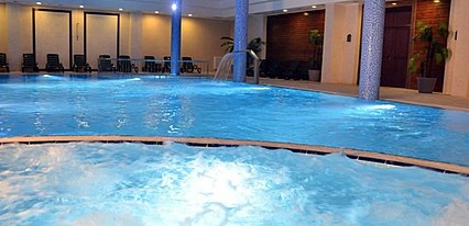 Korel Thermal Resort Clinic & Spa Havuz / Deniz