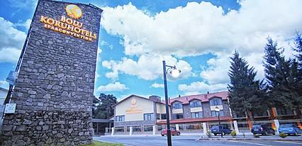 Koru Pelit Hotel Havuz / Deniz