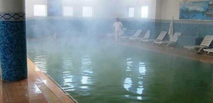 Kozakli Grand Termal Hotel Havuz / Deniz