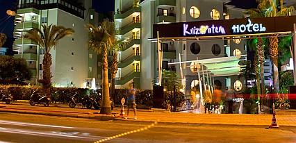 Krizantem Hotel Genel Görünüm