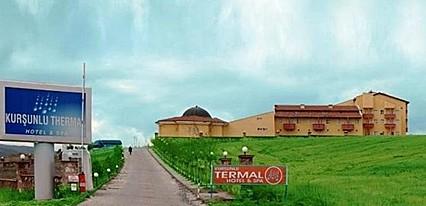 Kurşunlu Thermal Resort Genel Görünüm