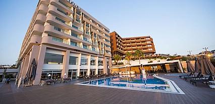 Kusadasi Marina Hotel Genel Görünüm