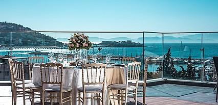 Kusadasi Marina Hotel Yeme / İçme
