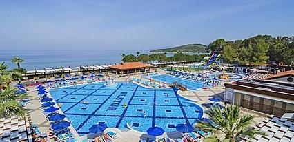 Kustur Club Holiday Village Havuz / Deniz