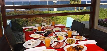 La Blanche Resort & Spa Hotel Yeme / İçme