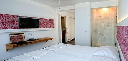 La Brezza Beach Hotel Oda