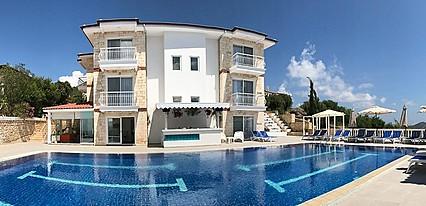 La Kumsal Boutique Hotel Havuz / Deniz